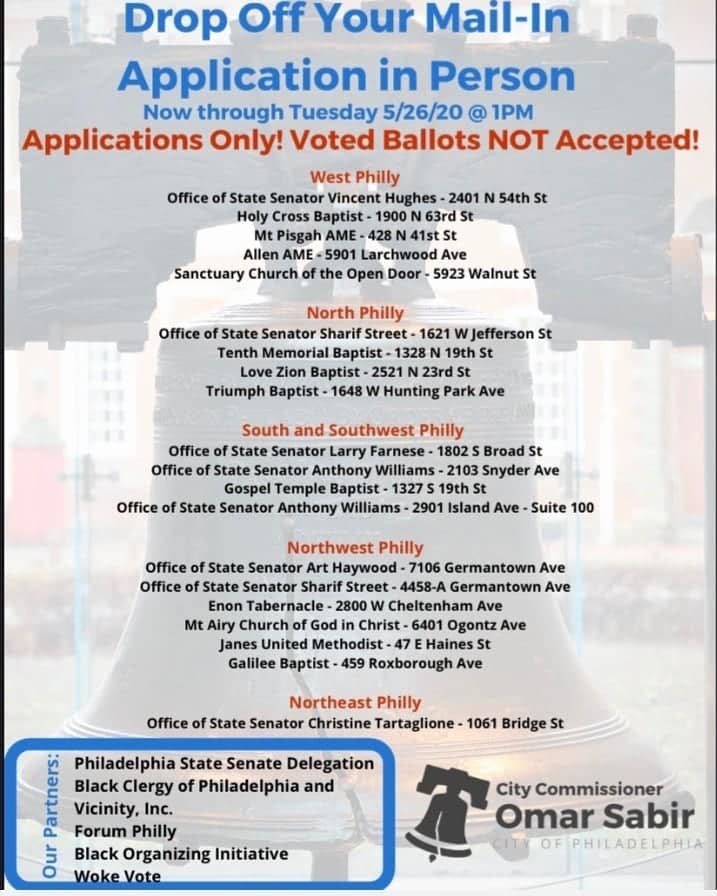 Vote By Mail In Ballot