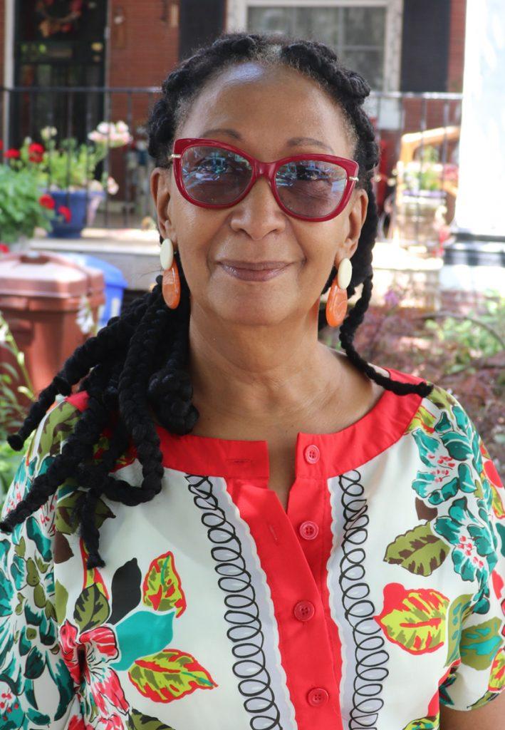 Margaret Livingston (she/her)