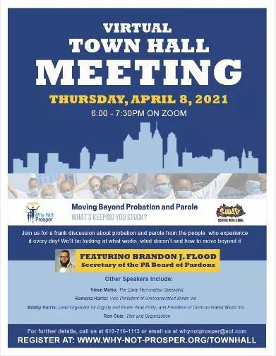 Why not prosper Town hall meeting