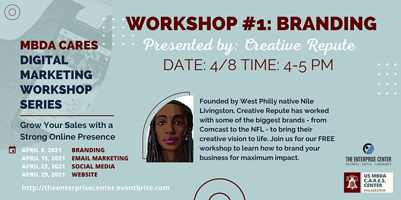 free branding workshop west philly creative repute enterprise center